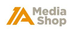 Plustek 1A Mediashop-Logo