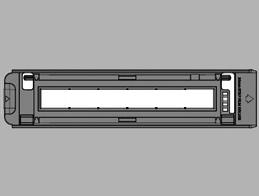 Panoramafilmhalter für OpticFilm 135